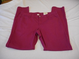 Women's Juniors Arizona Super Skinny Slender Fit Jeans Berry Fusion Sz 7 NEW - $26.72