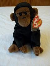"""Ty Beanie Baby """" Congo """" The Monkey - $8.90"""