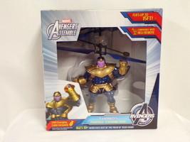 NEW SEALED Marvel Thanos Levitating Hero Flies Up to 15 Feet! - $13.99