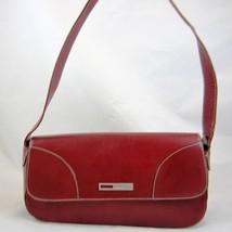 Kenneth Cole New York Red Shoulder Bag Genuine ... - $14.50