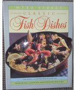 Classic Fish Dishes By Myra Street - $3.95