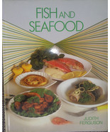 Fish and Seafood a Cookbook by Judith Ferguson, Hardcover - $2.96