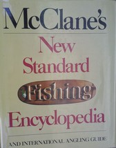 McClane's New Standard Fish Encyclopedia & International Angling Guide - $38.61