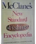 McClane's New Standard Fish Encyclopedia & International Angling Guide - $38.61