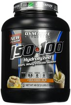 Dymatize Nutrition ISO-100 Pre-Workout Suppleme... - $92.85
