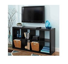 Better Homes and Gardens Solid Black 8-cube Org... - $87.11