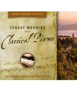 Sunday Morning Classical Piano: Peaceful Day [Audio CD] Sunday Morning W... - $1.44