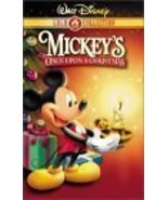 Disney's: Mickey's Once Upon a Christmas [VHS] [VHS Tape] [1999] - $2.00