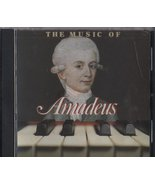 The Music Of Amadeus [Audio CD] Wolfgang Amadeud Mozart - $0.01
