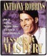 Anthony Robbins Lessons in Mastery: How to Use Your Personal Power to Cr... - $19.99