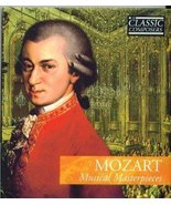 Mozart Musical Masterpieces. International Masters Classic Composers No.... - $3.98