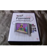 Adobe Premiere Elements 1.0 with Serial Windows XP PC  - $10.00