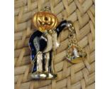 Cookie Lee Mr. Jack O'Lantern Brooch - Item #51118 - New!