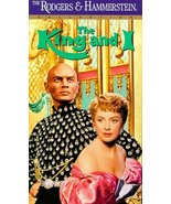 The King and I [VHS] [VHS Tape] [1956] - $1.00