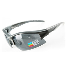158 Chromatic Sunglasses Sports Riding Polarized Glasses    dull polish grey - $20.99