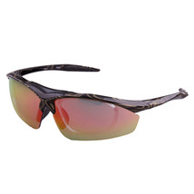 Riding Polarized Glasses Sunglasses XQ-047   black golden - $16.99