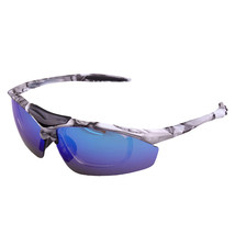 Riding Polarized Glasses Sunglasses XQ-047   white - $16.99
