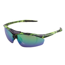 Riding Polarized Glasses Sunglasses XQ-047   green - $16.99