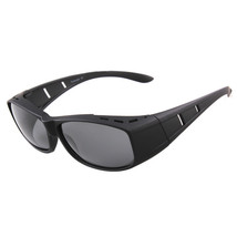 dy008 Man Sunglasses Sports Driving   black lacquer frame - $14.99