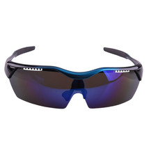 Sports Sunglasses Night Vision Riding Glasses Driving xq349    gradient blue - $16.99