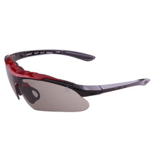 Polarized XQ001 Sports Glasses Riding Driving    red - $15.99
