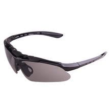 Polarized XQ001 Sports Glasses Riding Driving    black - $15.99