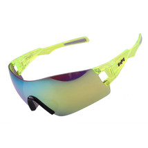 Light Riding Sports Glasses Outdoor XQ368    yellow - $16.99