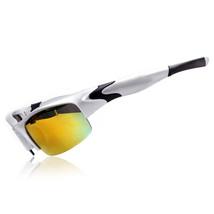 xq-179 Sports Riding Polarized Glasses Driving   white - $16.99