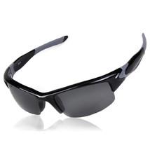 xq-179 Sports Riding Polarized Glasses Driving   black - $16.99