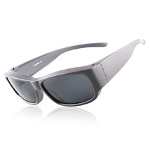 Sunglasses Driving Sports Glasses dy009     dark grey sand - $14.99