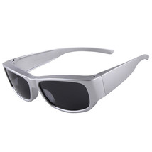 Sunglasses Driving Sports Glasses dy009     bright silver - $14.99