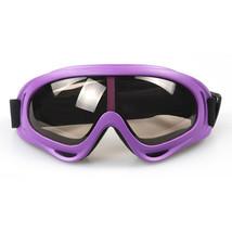 Sports Googles Glasses Riding Windproof XA-030    purple - $18.99