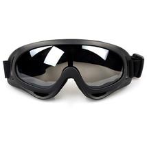 Sports Googles Glasses Riding Windproof XA-030    black - $18.99