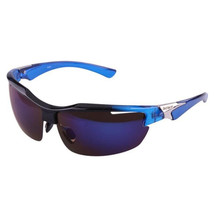 XQ-339 Outdoor Sports Riding Polarized Glasses    black with blue - $16.99