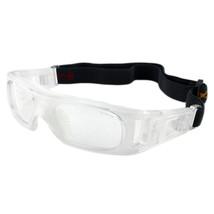 XA009 Sports Protective Football Basketball Glasses     transparent/white - $18.99