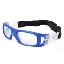 XA009 Sports Protective Football Basketball Glasses     blue/white - $18.99