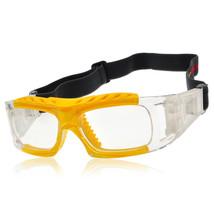 Sports Protector Protective Glasses Basketball XA016    yellow - $16.99