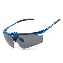 Riding Glasses Sports Driving Windproof XQ-382    bright blue - $21.99