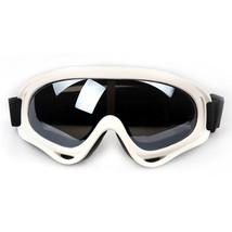 Sports Googles Glasses Riding Windproof XA-030    white - $18.99