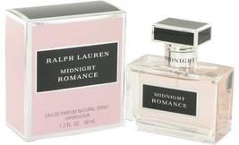 Ralph Lauren Midnight Romance 3.4 Oz Eau De Parfum Spray image 1
