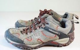 Merrell Hiking Shoes   Men's Size 8   Suede Leather Lace Up Low Top Sneakers - $98.99