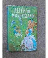 Alice in Wonderland [Hardcover] [Jan 01, 1967] Lewis Carroll - $9.98