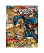 D&D RPG: Mythic Odysseys of Theros Hard Alternate Cover - $59.94