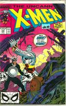 Uncanny X-men #248 VF+/NM- MARVEL COMICS 1989 1st series & print 1st Jim Lee - £19.82 GBP