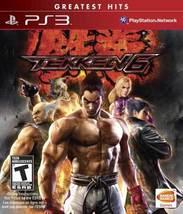 TEKKEN 6  - PlayStation 3 - (Brand New) - $31.23