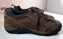 Merrell Sight Lace Kids Bracken Shoes Brown Sue... - $39.95