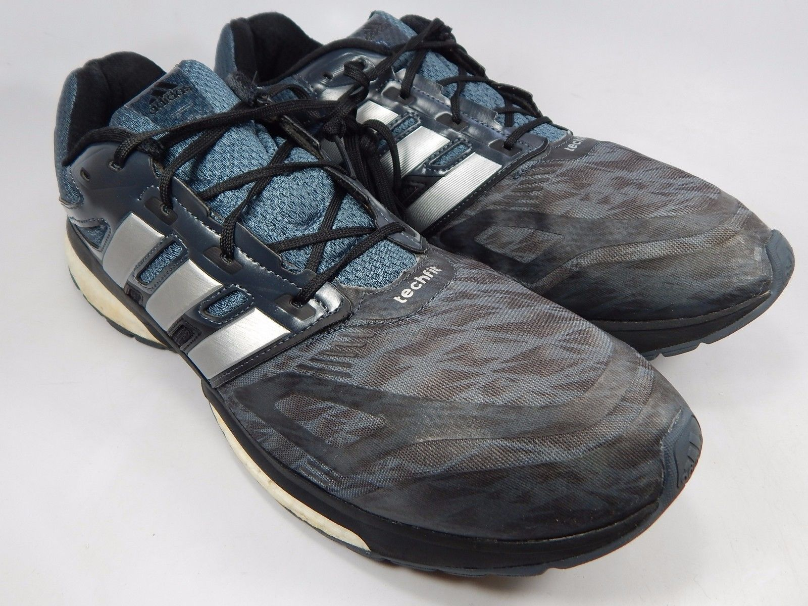 Adidas Response Boost Techfit Men's Running Shoes Size US 14 M (D) EU 49 1/3