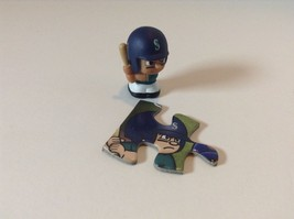 Seattle Mariners Teenymates MLB Mini Figure & Puzzle Piece - $2.00