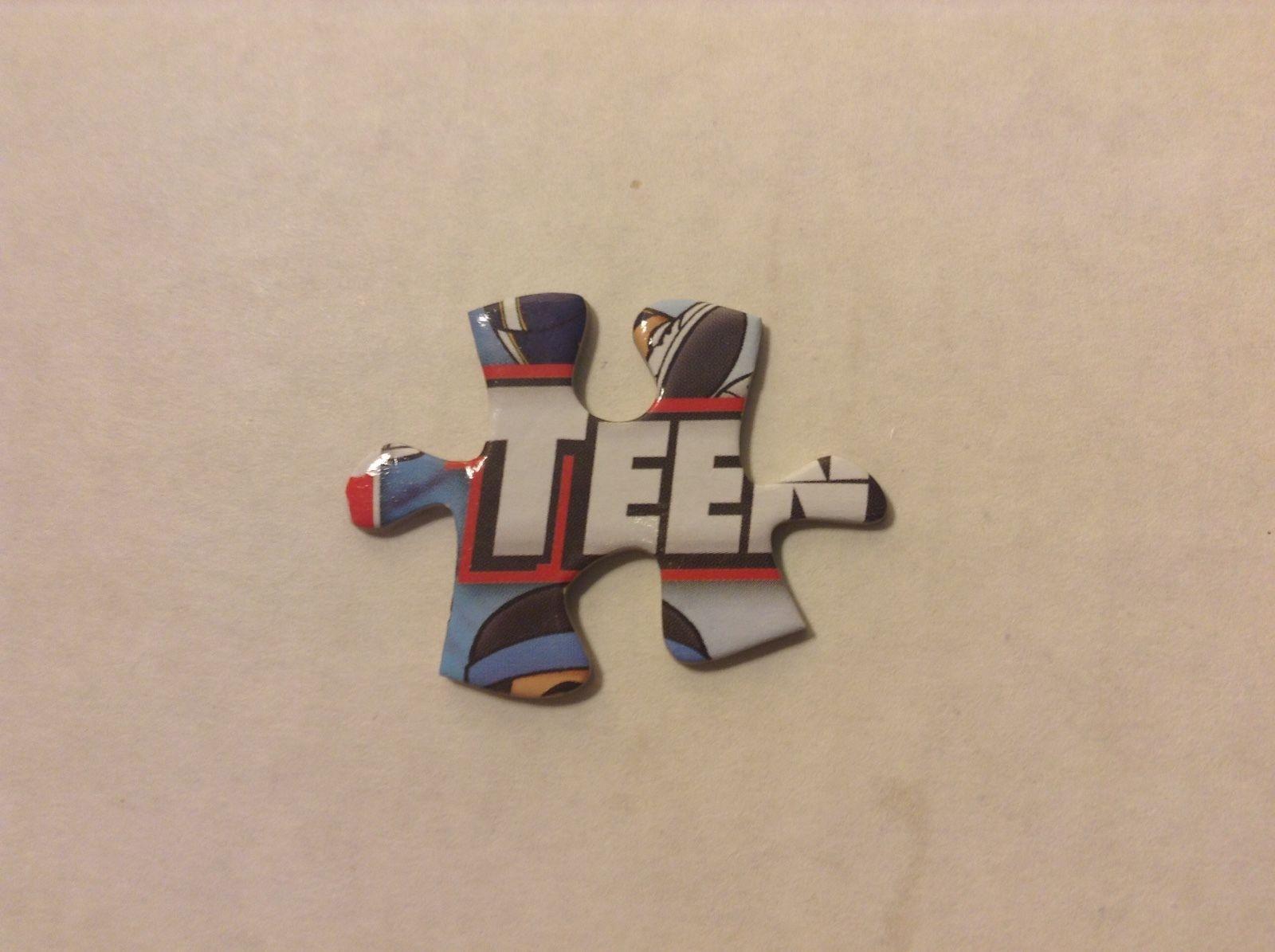 TEEN Teenymates NBA Puzzle Piece