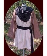 Renaissance Tunic LARP SCA Viking Costume Tan lg/xlg - $29.99